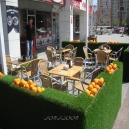 Cafe Çim Duvar | 20*80*100 |